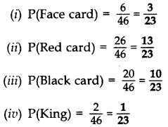 Important Questions for Class 10 Maths Chapter 15 Probability 23