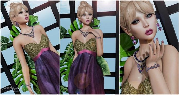 LOTD 1374 - Purple
