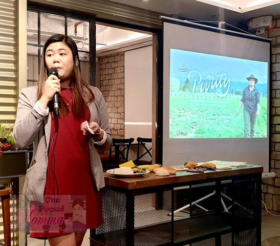 Amway Philippines Assistant Brand Category Manager Pauline Kaye Batan