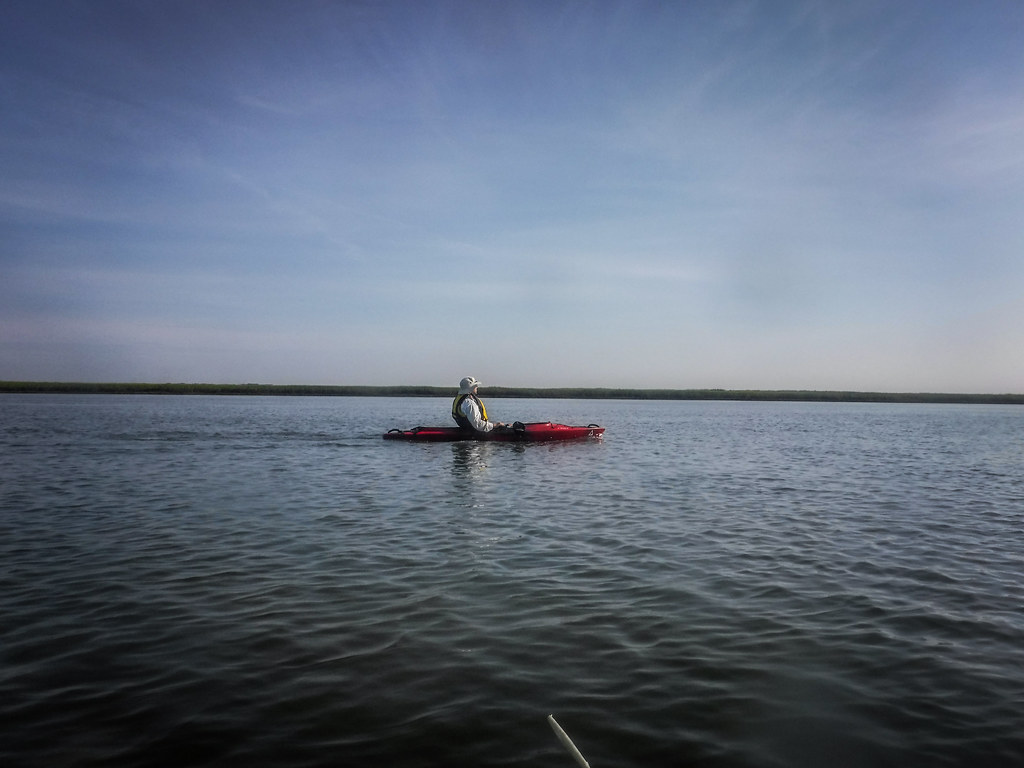 Station Creek Falls to Capers Island with LCU-87