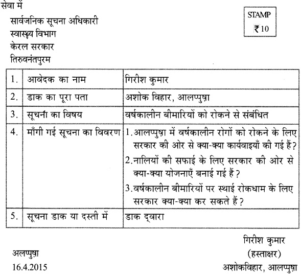 HSSlive Plus One Hindi Textbook Answers Unit 1 Chapter 3 यह हमारा अधिकार है 6