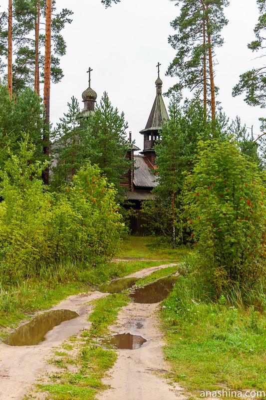 церковь Троицы Живоначальной, Талицы, Переславль-Залесский