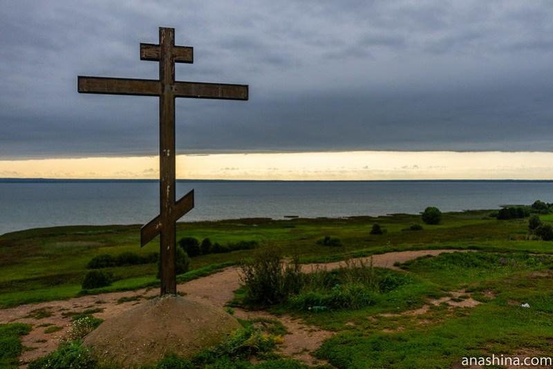 Александрова гора, Плещеево озеро, Переславль-Залесский