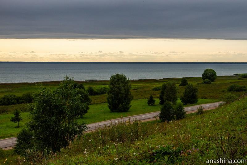 Плещеево озеро, Александрова гора