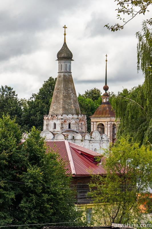 Шатровая церковь Петра Митрополита, Переславль-Залесский