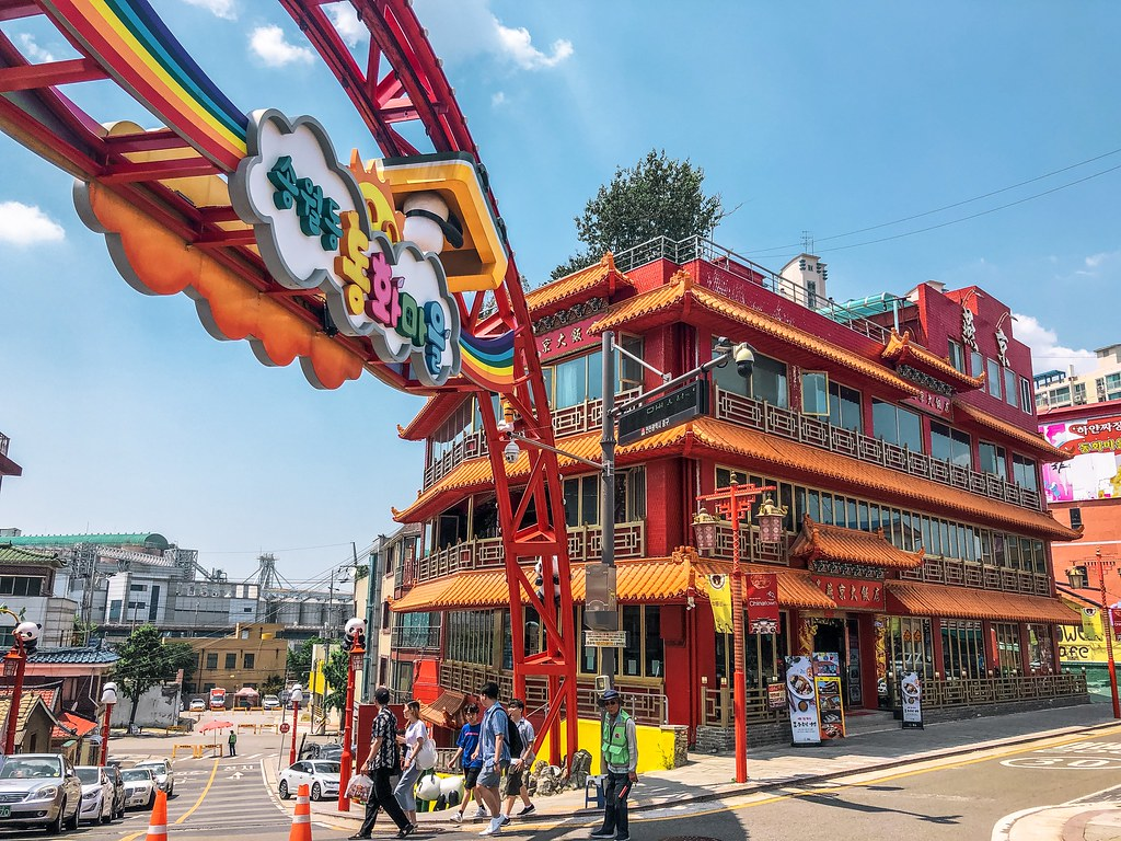 Chinatown | Things to do in Incheon