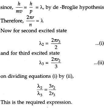CBSE Previous Year Question Papers Class 12 Physics 2019 Delhi 187
