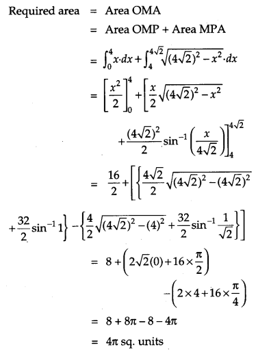 CBSE Previous Year Question Papers Class 12 Maths 2018 51
