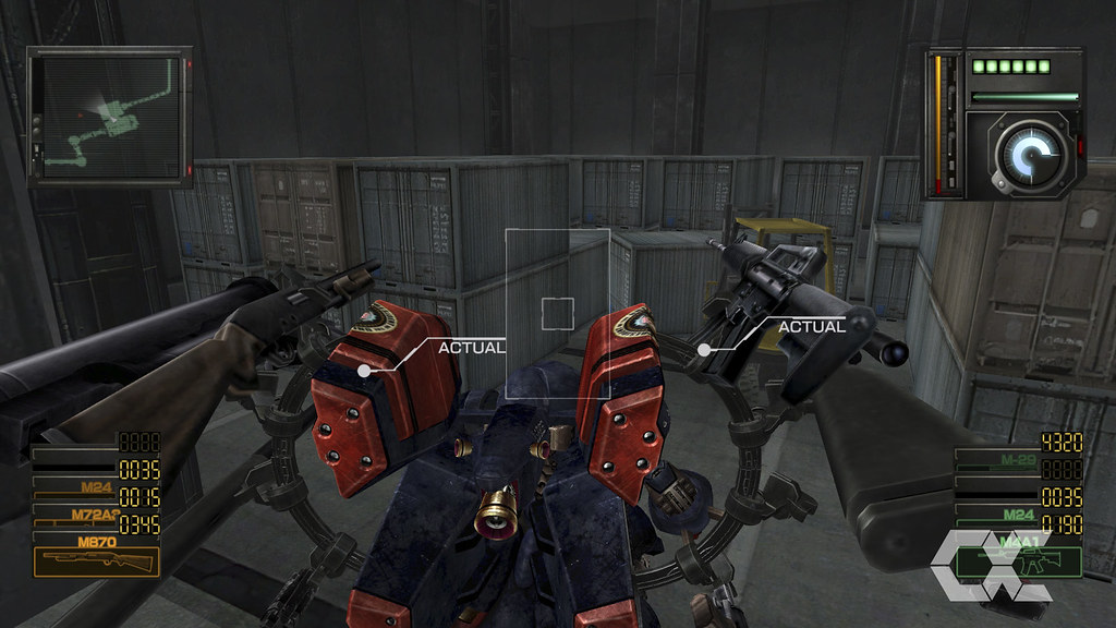 Metal Wolf Chaos XD Review - Overcluster 04