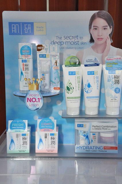 Hada Labo arrives in the PH