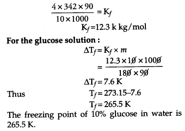 CBSE Previous Year Question Papers Class 12 Chemistry 2017 Delhi Set I Q11.1