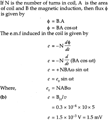 CBSE Previous Year Question Papers Class 12 Physics 2017 Outside Delhi 42