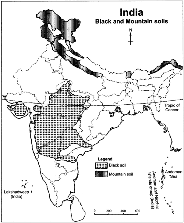 RBSE Solutions for Class 11 Indian Geography Chapter 9