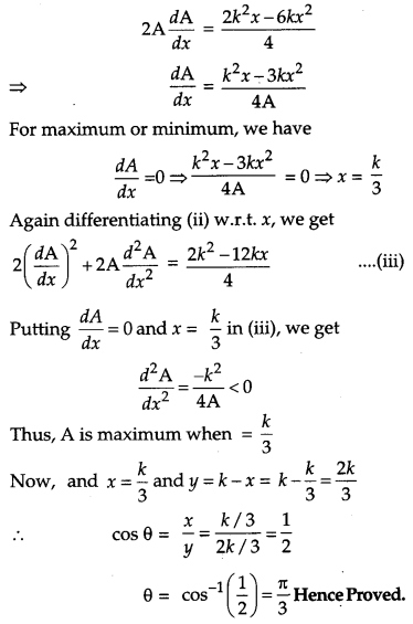 CBSE Previous Year Question Papers Class 12 Maths 2016 Outside Delhi 60