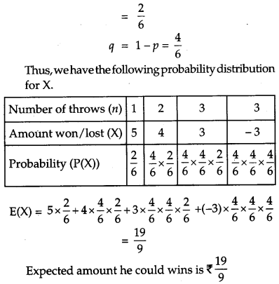 CBSE Previous Year Question Papers Class 12 Maths 2016 Outside Delhi 11