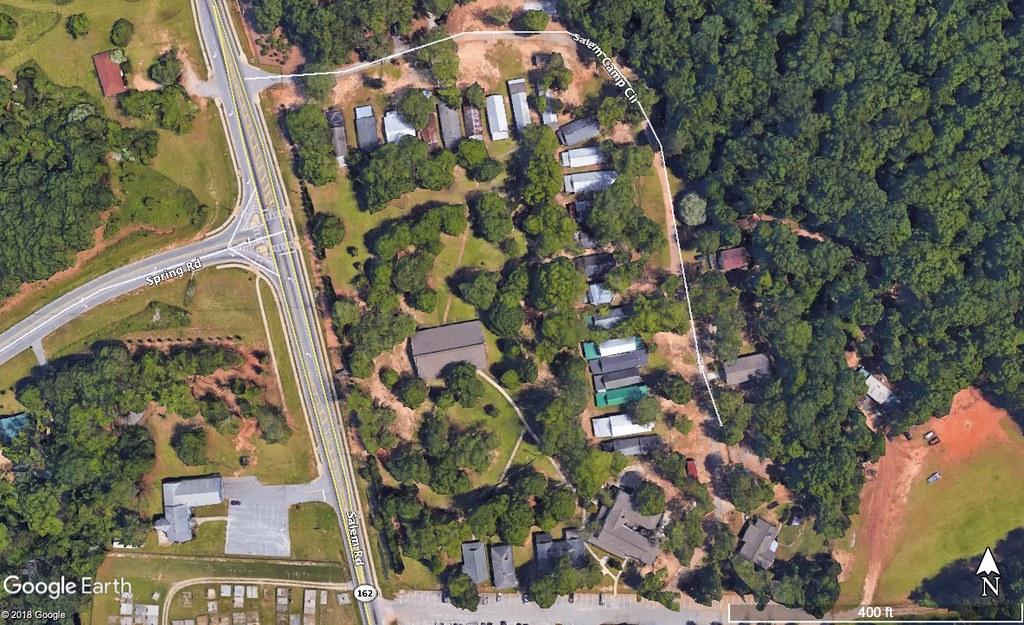 Salem Camp Meeting GA