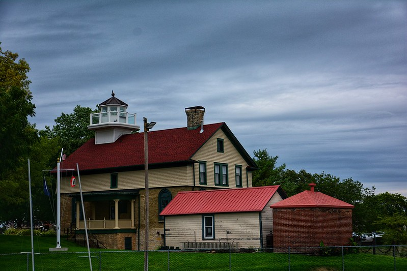 Old Lighthouse Museum, Michigan City, Indiana
