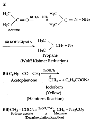 CBSE Previous Year Question Papers Class 12 Chemistry 2015 Delhi Q19.1