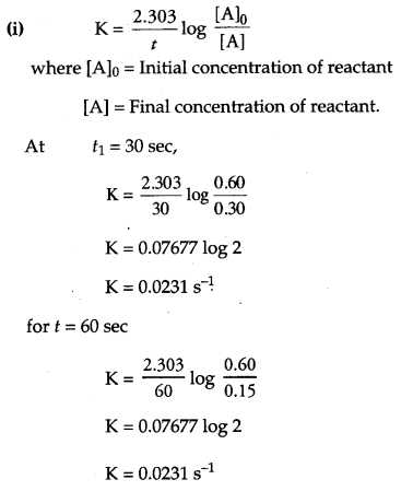 CBSE Previous Year Question Papers Class 12 Chemistry 2015 Delhi Q26.1
