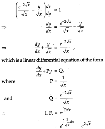 CBSE Previous Year Question Papers Class 12 Maths 2015 Delhi 6