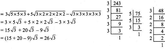 Tamilnadu Board Class 9 Maths Solutions Chapter 2 Real Numbers Ex 2.6 1