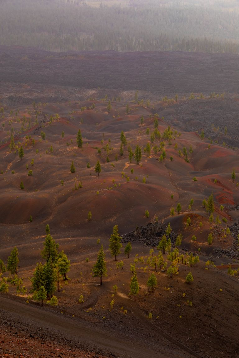 08.10. Lassen National Park