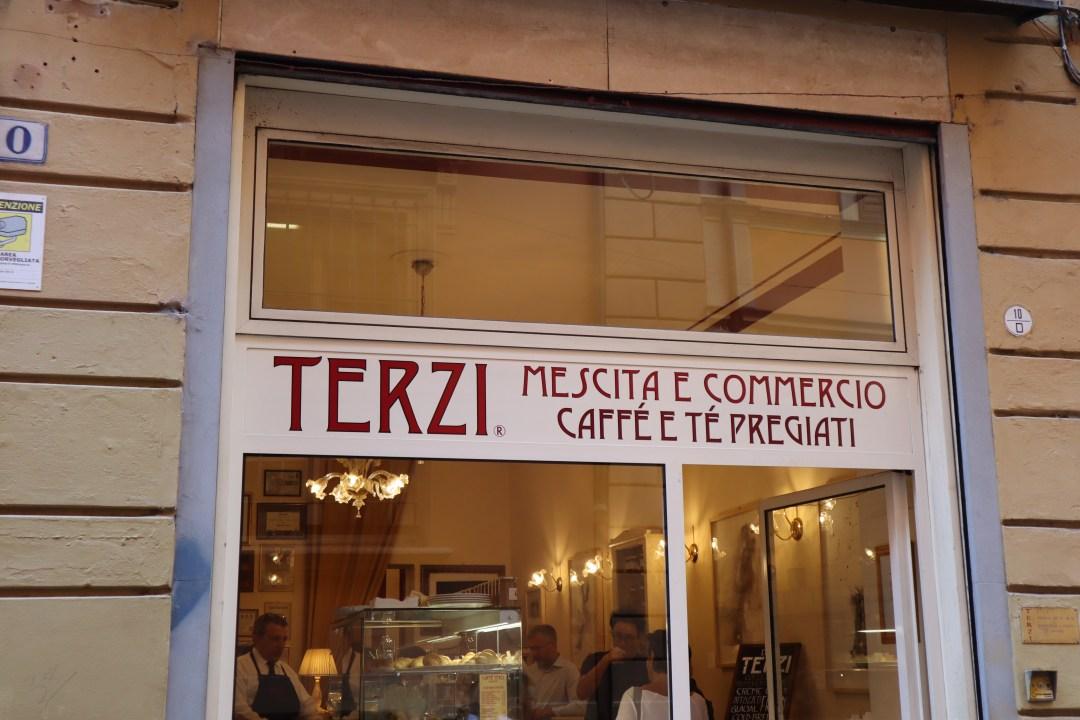 CAFFÈ Terzi  – Best Cafe in Bologna