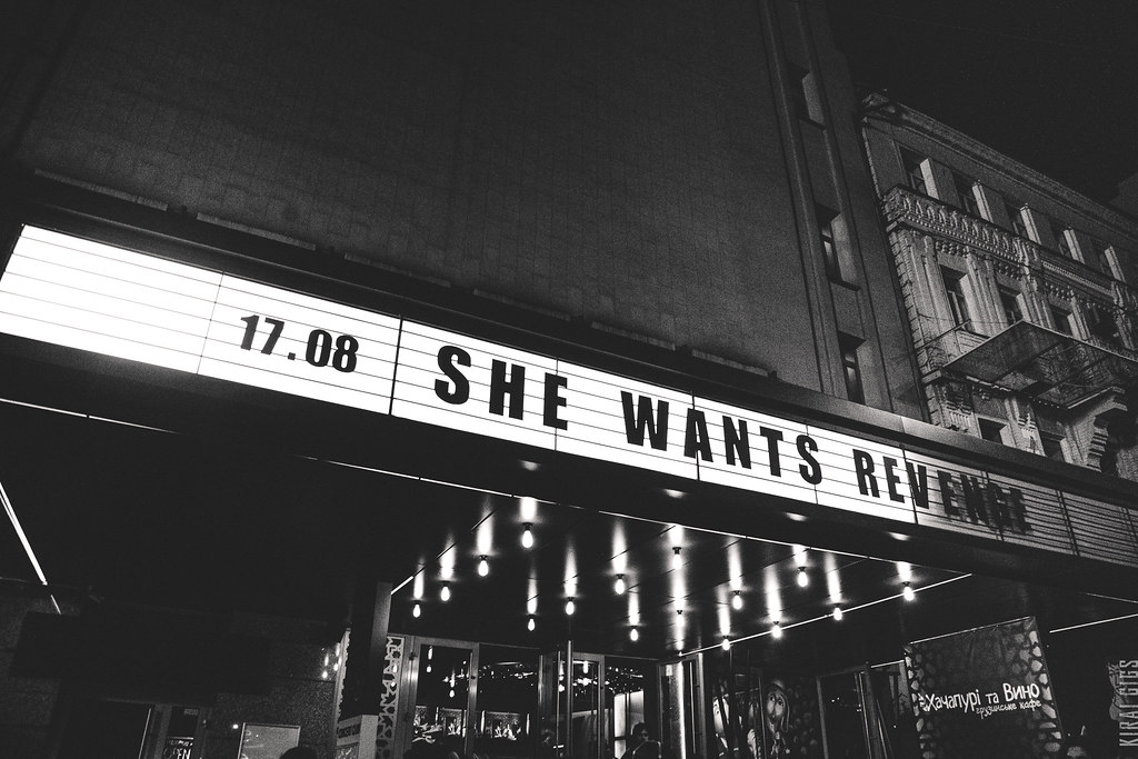 She Wants Revenge - Live at Bel'Etage, Kyiv [17.08.2019]