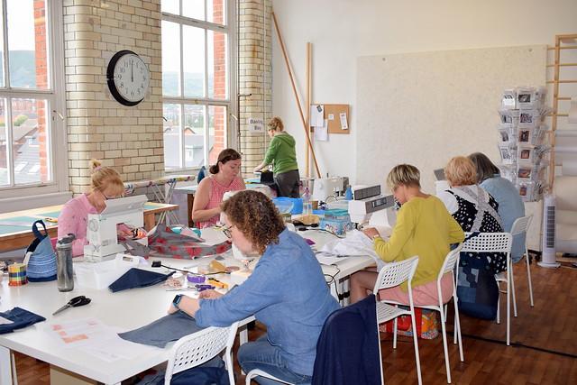 Aprons (3) Workshop