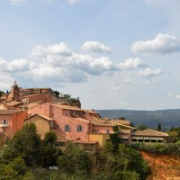 Travel: France - Roussillon & Itinerary '3-village tour in the Luberon'
