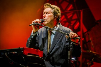 Bryan Ferry at The Anthem in Washington, DC on August 13th, 2019