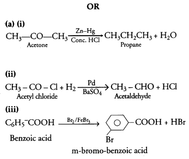 CBSE Previous Year Question Papers Class 12 Chemistry 2013 Outside Delhi Set I Q30.4