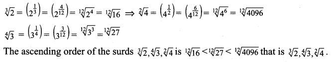 Tamilnadu Board Class 9 Maths Solutions Chapter 2 Real Numbers Additional Questions 12