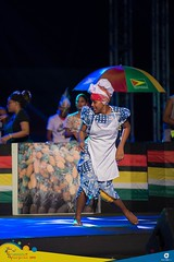 Scenes from Guyana Night at CARIFESTA XIV.