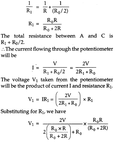 CBSE Previous Year Question Papers Class 12 Physics 2014 Outside Delhi 23