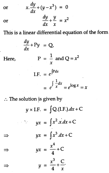 CBSE Previous Year Question Papers Class 12 Maths 2011 Outside Delhi 112
