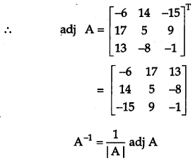 CBSE Previous Year Question Papers Class 12 Maths 2011 Outside Delhi 114