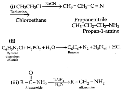 CBSE Previous Year Question Papers Class 12 Chemistry 2011 Delhi Set III Q26.1