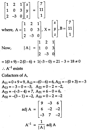 CBSE Previous Year Question Papers Class 12 Maths 2011 Outside Delhi 97