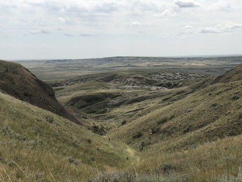 Grasslands National Park West Block - 70 Mile Butte View 2