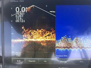 Image of depth finder