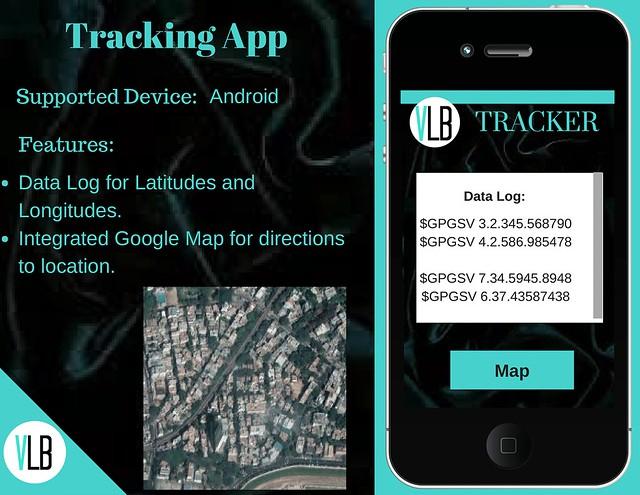 gps handbag app