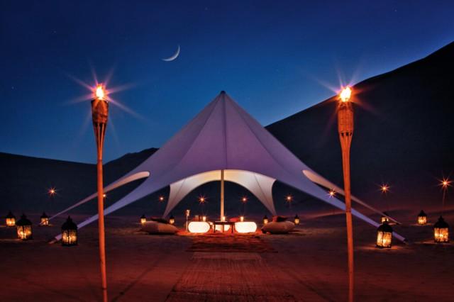 伊卡沙漠晚餐