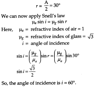CBSE Previous Year Question Papers Class 12 Physics 2012 Delhi 4