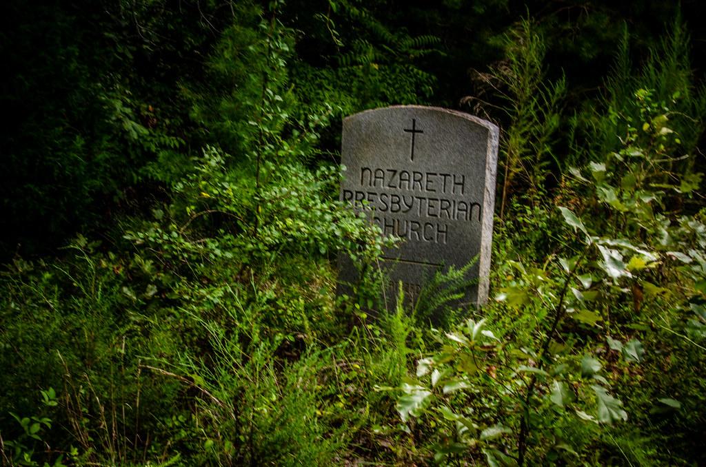 Nazareth Presbyterian Church and Cemetery