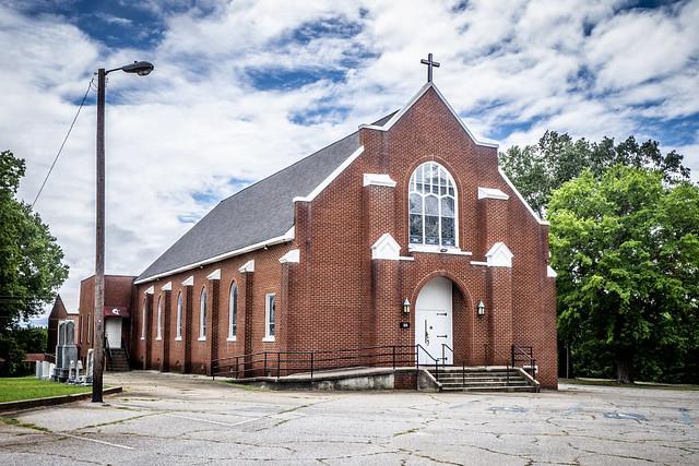 Liberty Hill Methodist Church