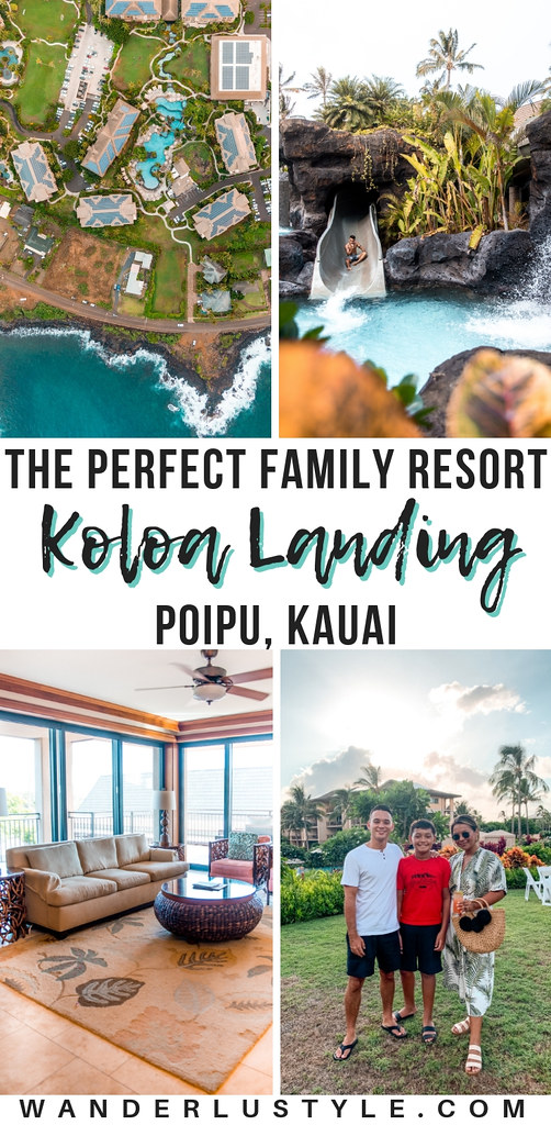 Koloa Landing Ressort in Poipu, Autograph Collection - Kauai Hotel, Koloa Landing Resort Kauai, Kauai Travel, Kauai Travel Tips, Where to stay in Kauai, What to do in Kauai, Kauai | Wanderlustyle.com