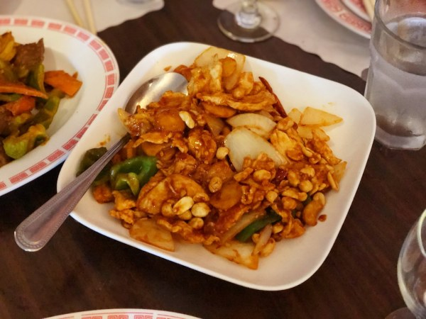 Kung Pao Chicken! Is your stomach growling too? Source: Flickr