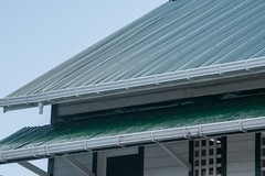 Roof repairs at Bel Air Primary School