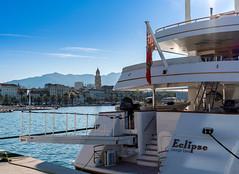 Morning in Split